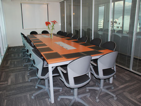 Regus Virtual Office in Santiago, Escuela Militar