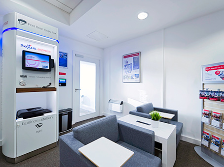 Regus Business Lounge in Cannock, Norton Canes Services (Regus Express)