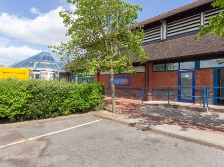 Meeting rooms at Worcester, Strensham Services - Regus Express