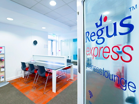 Regus Hot Desk, Northampton, Watford Gap Services - Regus Express