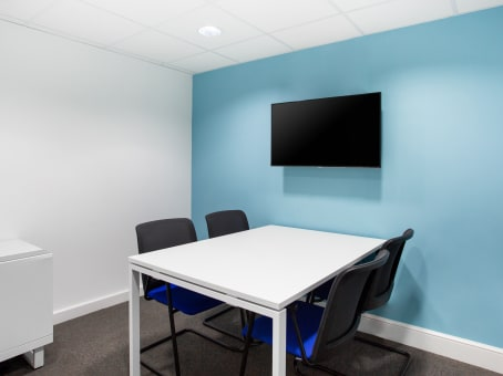 Meeting rooms at Chester, Chester Services - Regus Express