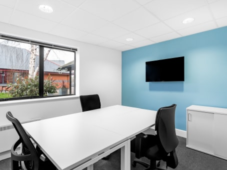 Regus Business Centre in Chester, Chester Services (Regus Express)