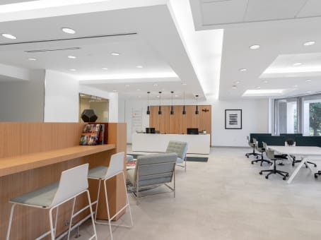 Regus Business Lounge in Sunroad Corporate Center