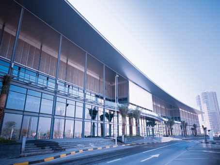 Building at Sharjah Expo Centre, PO Box 1216 in Sharjah 1