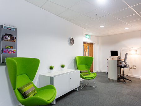 Regus Business Centre in Plymouth Drake Circus (Regus Express)