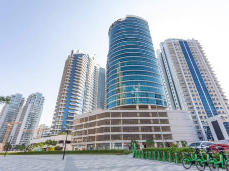 Building at Damac Smart Heights, 23rd Floor, TECOM in Dubai 1