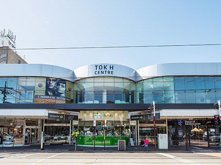 Building at Tok Corporate Centre, Level 1, 459 Toorak Road, Toorak in Melbourne 1