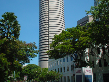 Building at AXA Tower, 8 Shenton Way, Level 34-01 in Singapore 1