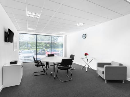 Regus Business Centre in Manchester Business Park
