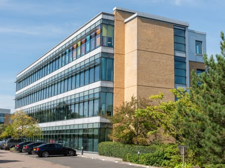 Building at Manchester Business Park, 3000 Aviator Way in Manchester 1