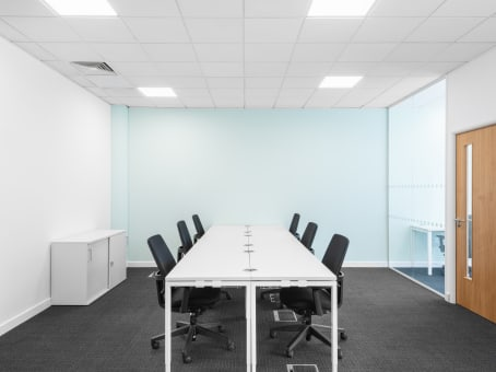 Regus Meeting Room in Manchester Business Park