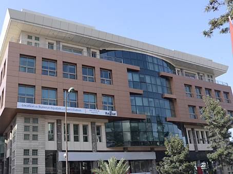 Building at Fal Ouled Oumeir Building, 32 Rue Ouled Baht, Agdal in Rabat 1