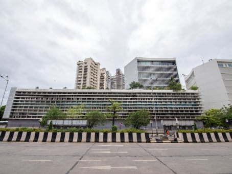 Building at Block A, Level 1, Shiv Sagar Estate, Dr. Annie Besant Road, Worli in Mumbai 1