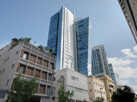 Building at Rothschild Center, 11th and 12th floors, Rothschild boulevard 22 in Tel Aviv 1