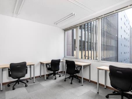 Kantoorruimte huren tokyo jinbocho open office regus nederland for Kantoorruimte