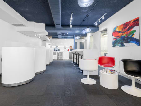 Regus Business Lounge in Sydney, Ultimo