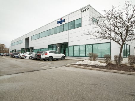 Building at 9225 Leslie Street, Suite 201 in Richmond Hill 1