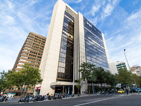 Madrid Financial District - Cuzco