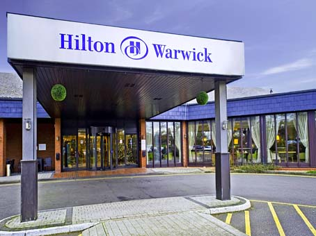 Co-working in Warwick - Hilton - Regus Malta