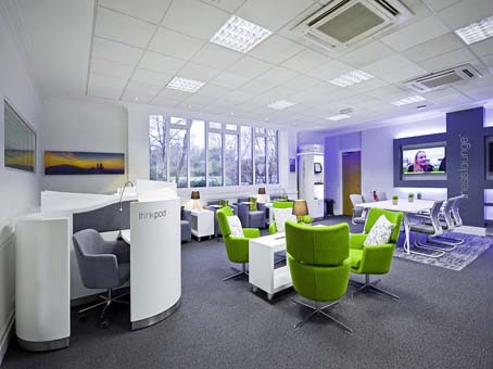 Office Space In Warwick Hilton Regus Gb