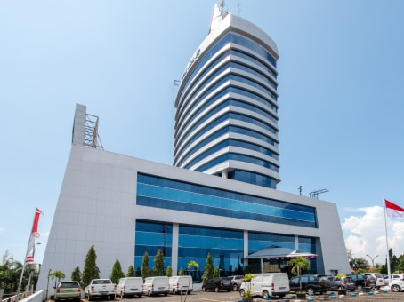 Building at Gedung Graha Pena 5th floor, Jl. Urip Sumohardjo No. 20, South Sulawesi in Makassar 1