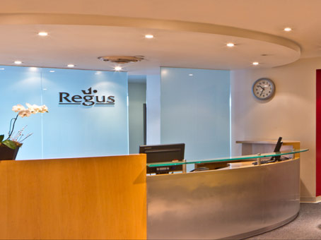 Regus Business Lounge in Mexico City - Torre Angel
