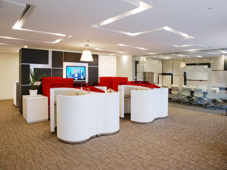 Regus Virtual Office in Sydney Citigroup Centre