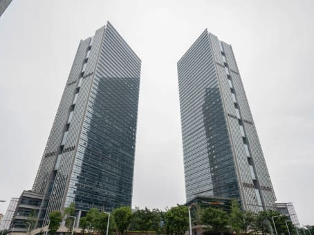 Building at 8/F, Building E07, Suning Wisdom Valley, No. 301 Hanzhongmen Avenue, Gulou District, Jiangsu Province in Nanjing 1