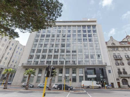 Building at 7th Floor, Mandela Rhodes Place, Corner Wale Street and Burg Street in Cape Town 1