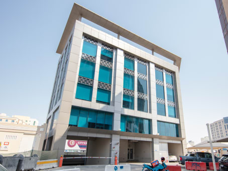Building at Blue Tower, Bank Street, Swords Signal in Doha 1