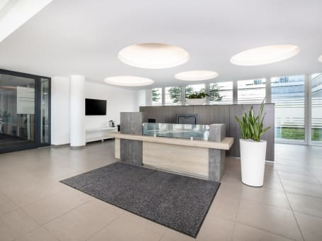 Regus Business Centre in Dusseldorf, Airport City