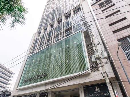 Building at 19/F Marco Polo Ortigas Manila, Sapphire Road, Ortigas Center in Pasig City 1