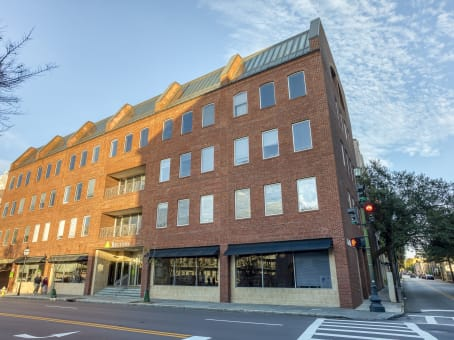 Building at 170 Meeting Street, 1st, 2nd and 3rd Floors in Charleston 1