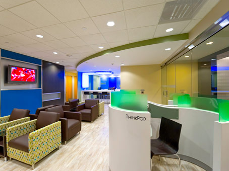 Regus Day Office in Two Allen Center