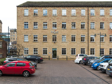 Building at Fearnley Mill, Old Lane in Halifax 1