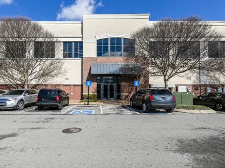 Building at 2615 Medical Center Parkway, Suite 1560 in Murfreesboro 1