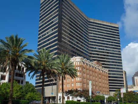 Building at 650 Poydras Street, Suite 1400 in New Orleans 1