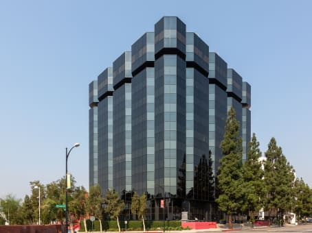 California, Burbank - Burbank Business District
