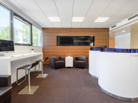 Regus Business Lounge in Sophia Antipolis Font de L