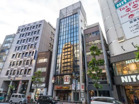 Meeting rooms at Tokyo, Shibuya Jinnan (Open Office)
