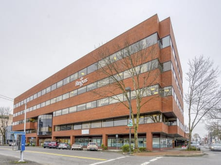 Building at 1220 Main Street, Suite 400 in Vancouver 1