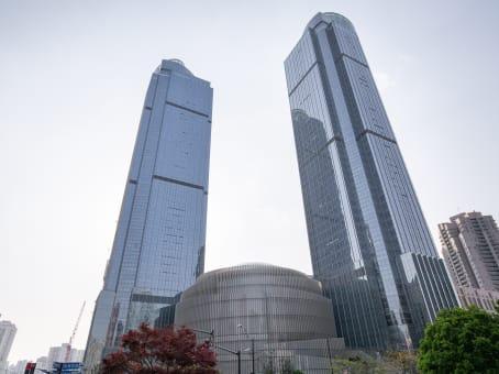 Meeting rooms at Shanghai, Grand Gateway Tower
