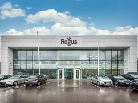 Regus Office Space, Southampton Airport
