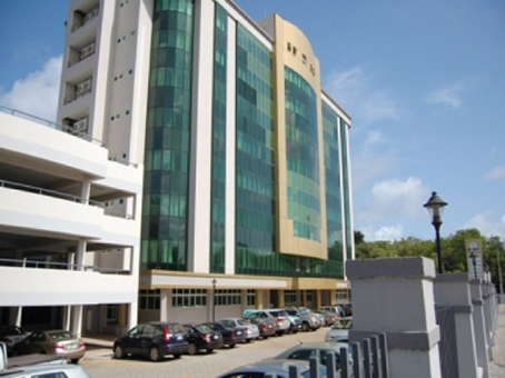 Building at Ghana Heights, 30 Independence Avenue in Accra 1
