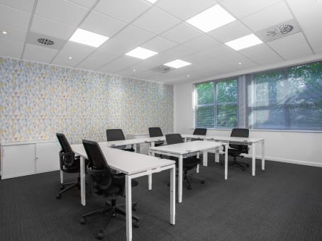 Regus Day Office in Nottingham East Midlands Airport