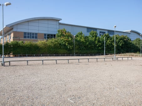 Building at Herald Way, Pegasus Business Park in Castle Donington 1