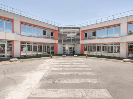 Building at Orlytech zone, Building 516, 1 allée du commandant Mouchotte, Pary-vieille Poste in Orly 1