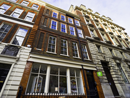 Regus Virtual Office, London Strand