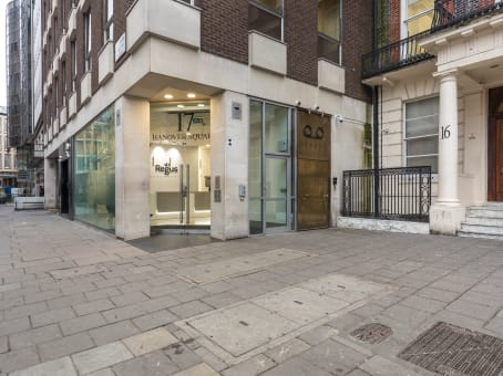 Office Space in London - Serviced Offices | Regus GB