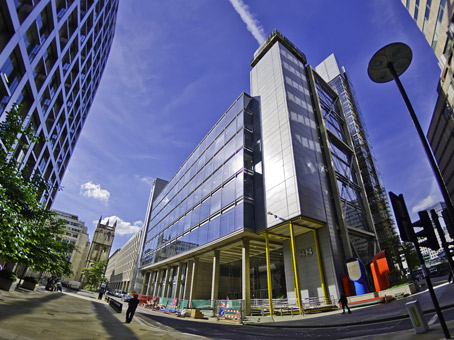 Regus Business Centre, London Wood Street